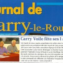 Revue municipale de Carry le Rouet