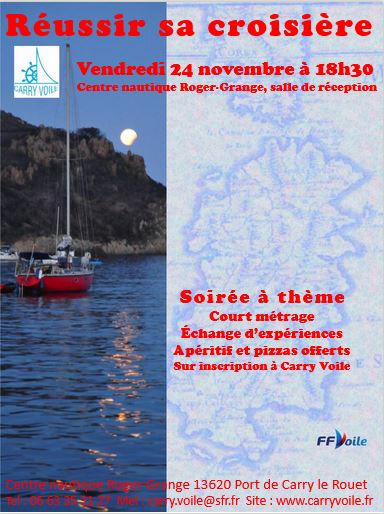 carry Voile -reussir sa croisiere