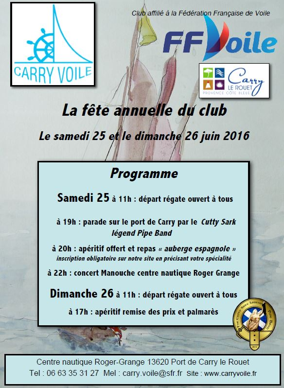 Carry voile 25 juin 2016